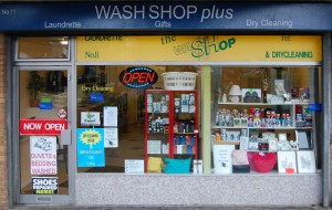 Wash Shop plus Launderette, Patchway, Bristol